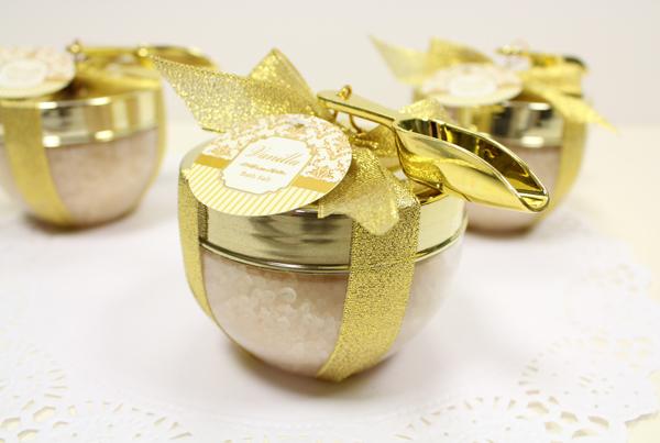 Set De Baño Detalle Boda:Detalles para regalar en la boda Sales de baño