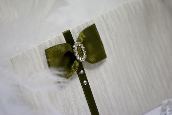 Invitaciones de boda en papel de seda